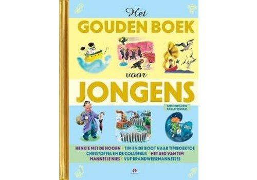 Boeken Boek - Het gouden boek voor jongens - Joyce Roodnat