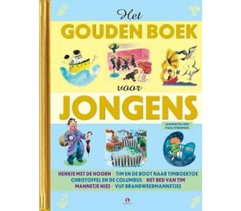 Boek - Het gouden boek voor jongens - Joyce Roodnat