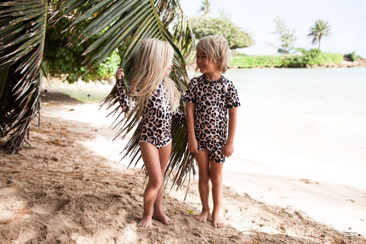 Beach & Bandits Beach & Bandits - Leopard Shark Swimshort