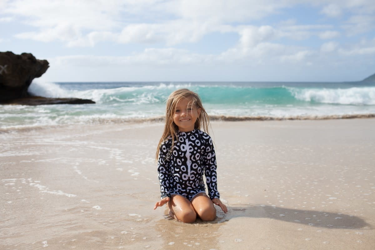 Beach & Bandits Beach & Bandits - Stingray Swimsuit