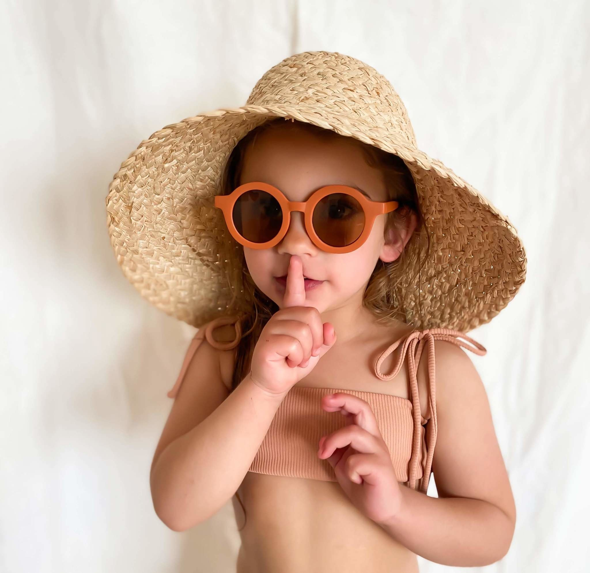 Grech & Co Grech & Co - Sunglasses UV400 - Rust
