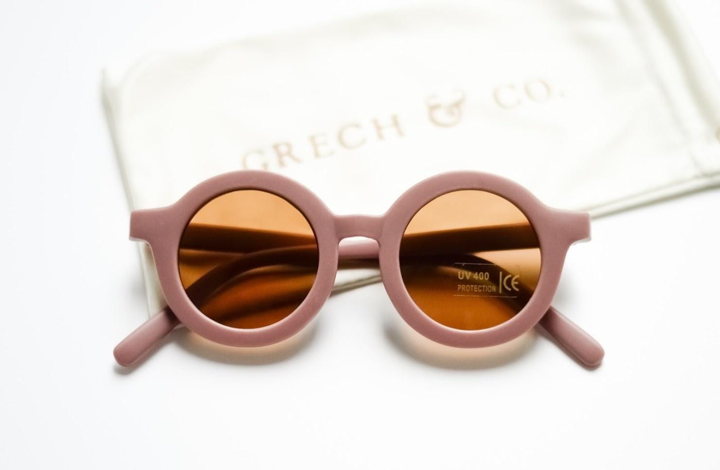 Grech & Co Grech & Co - Sunglasses UV400 - Burlwood