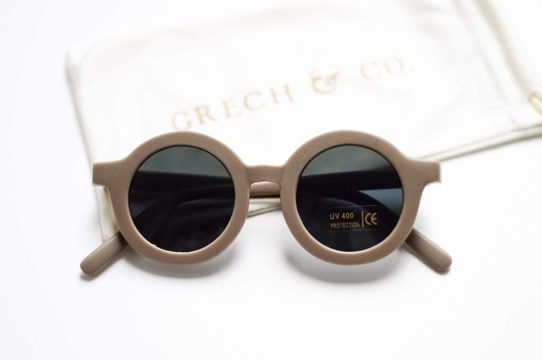 Grech & Co Grech & Co - Sunglasses UV400 - Stone