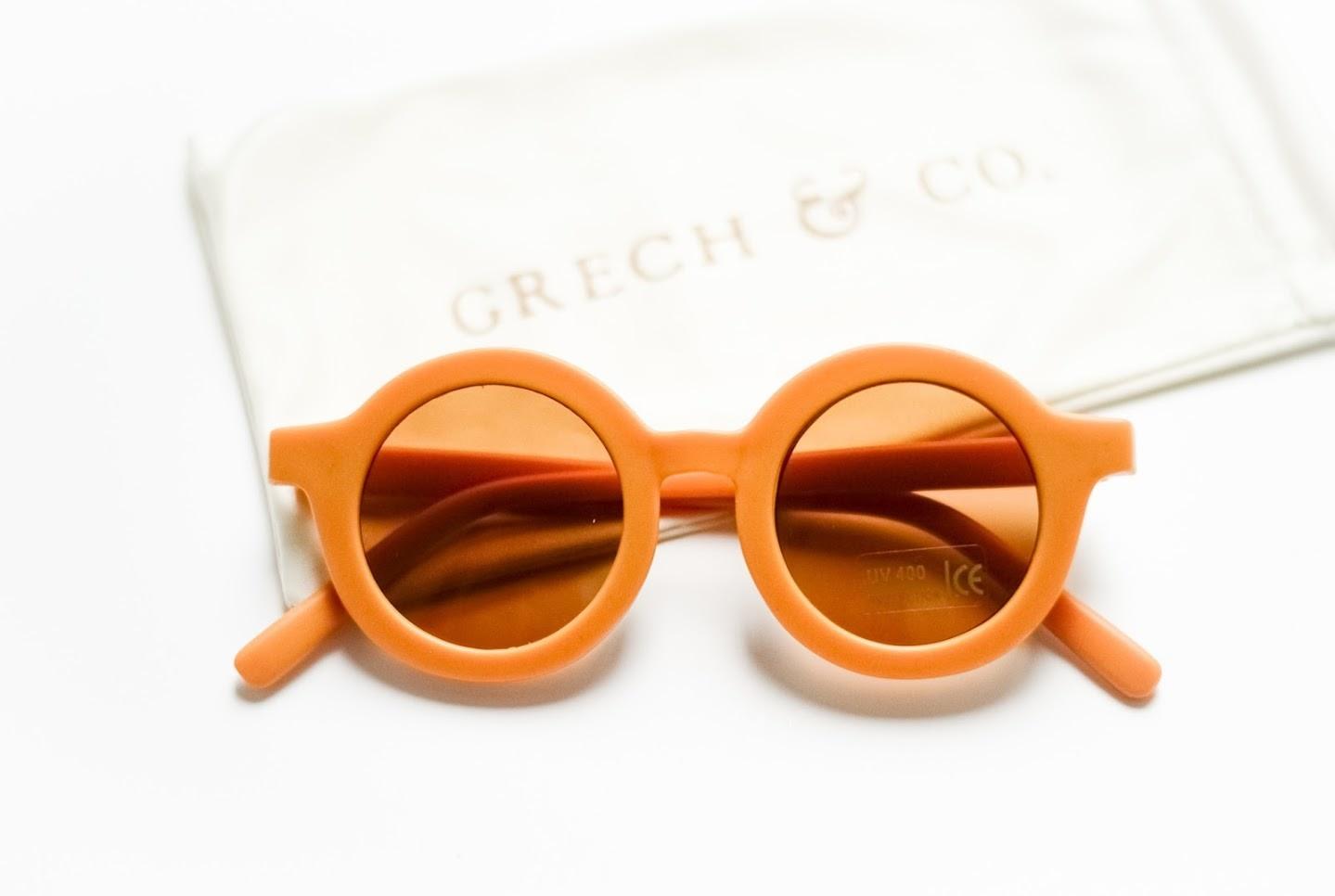 Grech & Co Grech & Co - Sunglasses UV400 - Golden