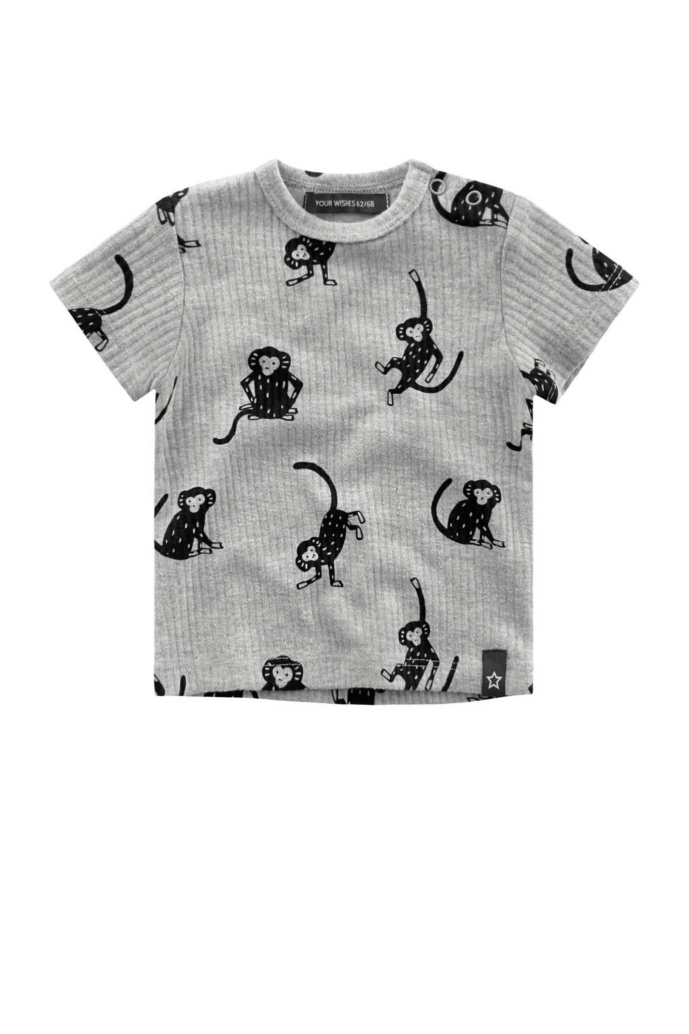 Your Wishes Your Wishes - Monkey Business Shortsleeve t-shirt