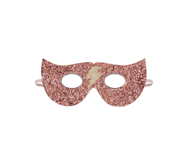 Mimi & Lula - Glitter lightning Superhero Mask