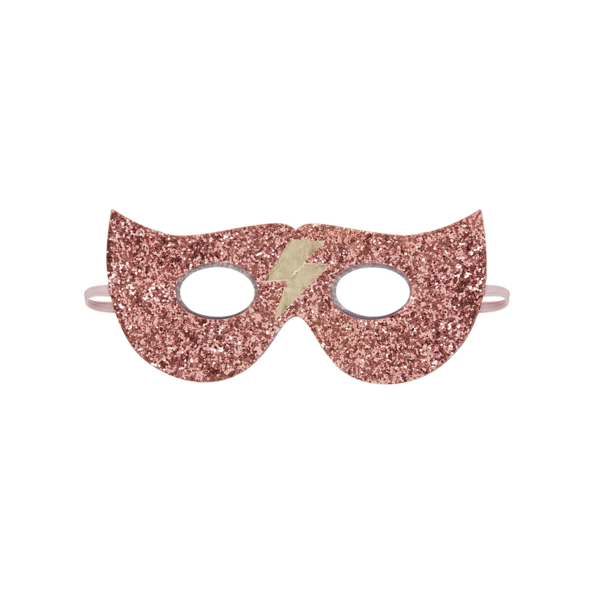 Mimi & Lula Mimi & Lula - Glitter lightning Superhero Mask