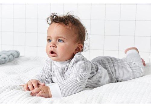 Feetje Feetje -  Pyjama wafel grijs
