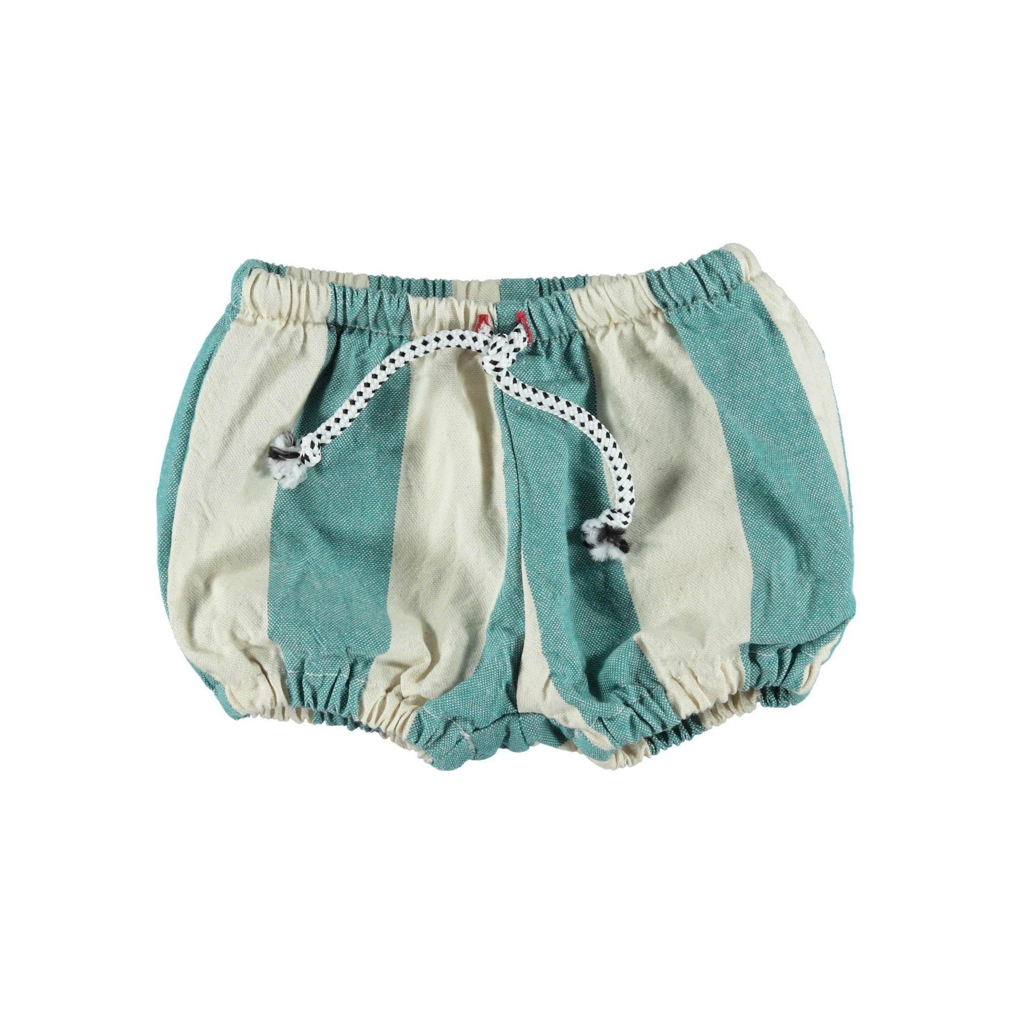 Piupiuchick Piupiuchick - Baby shorties stripes BB2001