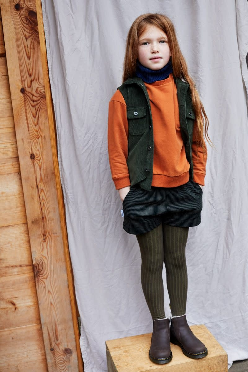 Mingo Mingo - Sweater Dark Ginger