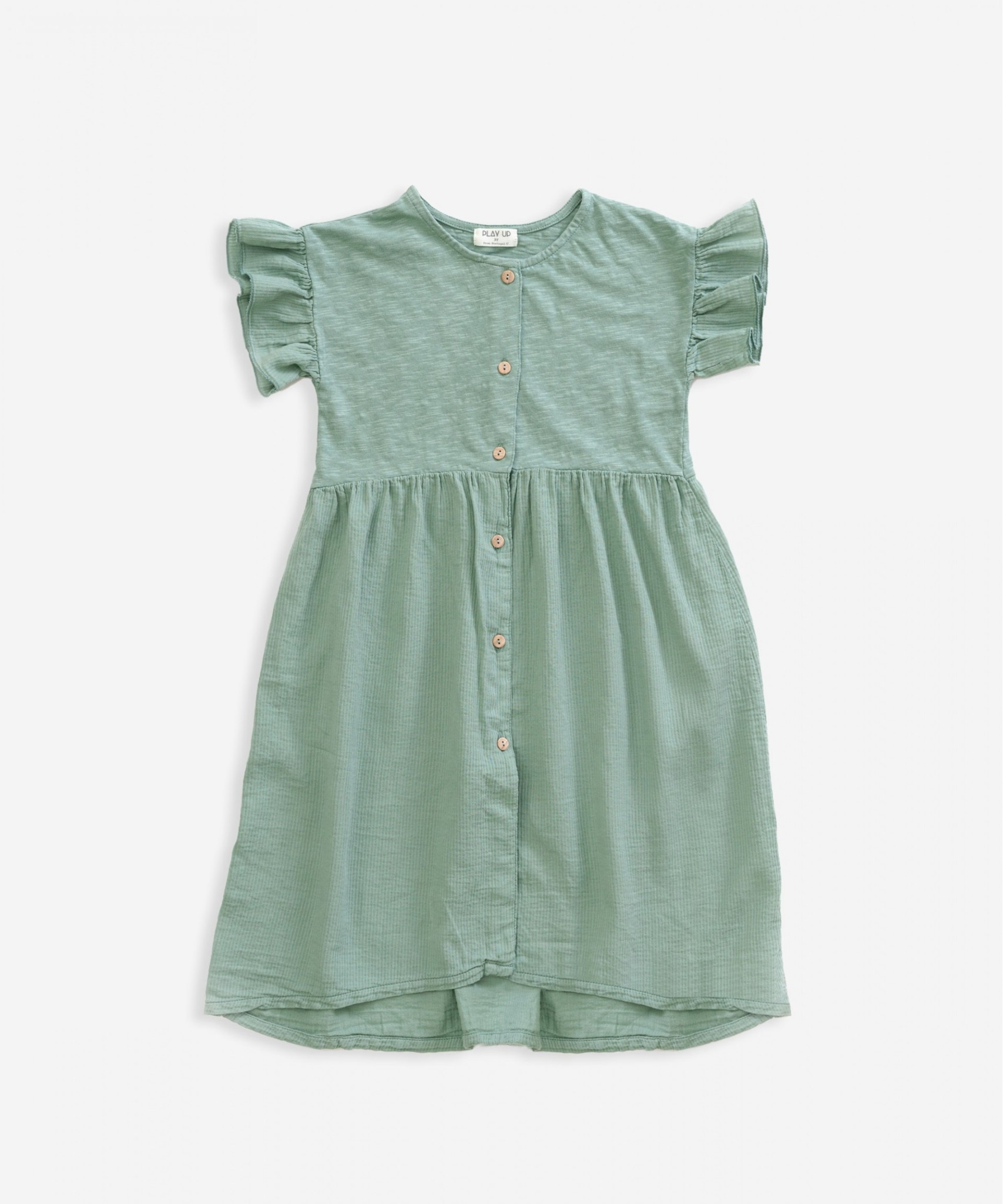 Play Up play Up - Mixed dress 4AG10904 -  Bottle