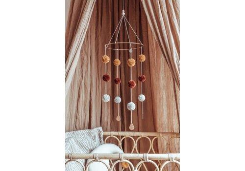 cotton design Cotton Design - Pompom Mobile