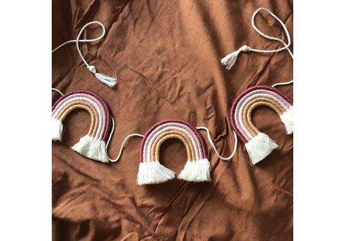cotton design Cotton Design - Regenboog Slinger