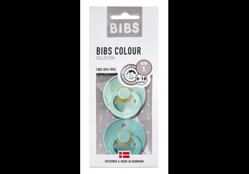 Bibs Bibs T1 - 2Pack Mint/Turqouise