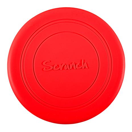 Scrunch Scrunch - Flyer Rood