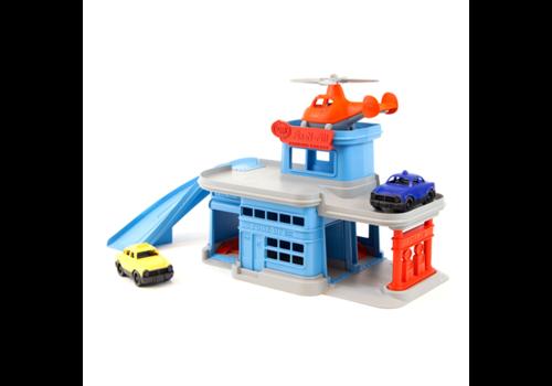 GreenToys Green Toys - Parking Garage