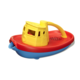 GreenToys Green Toys - Tugboat Yellow