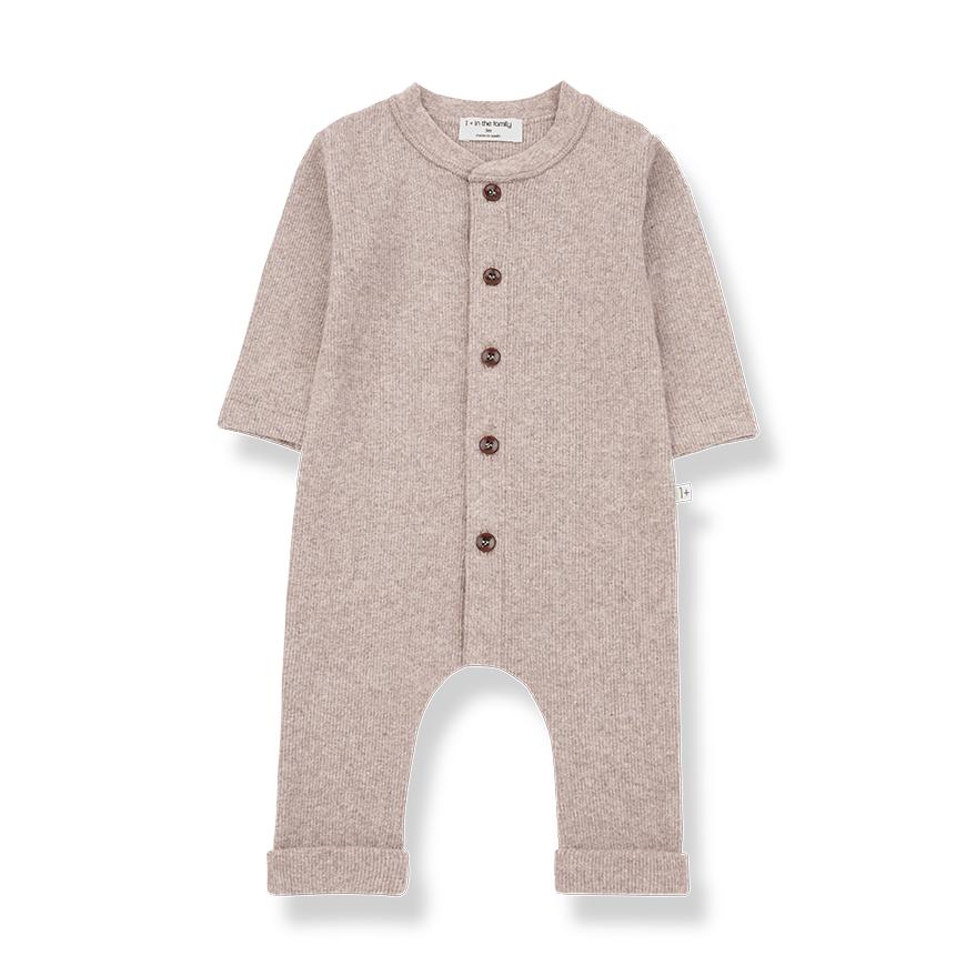 1+ in the family 1+ in the family - Lomond jumpsuit rose