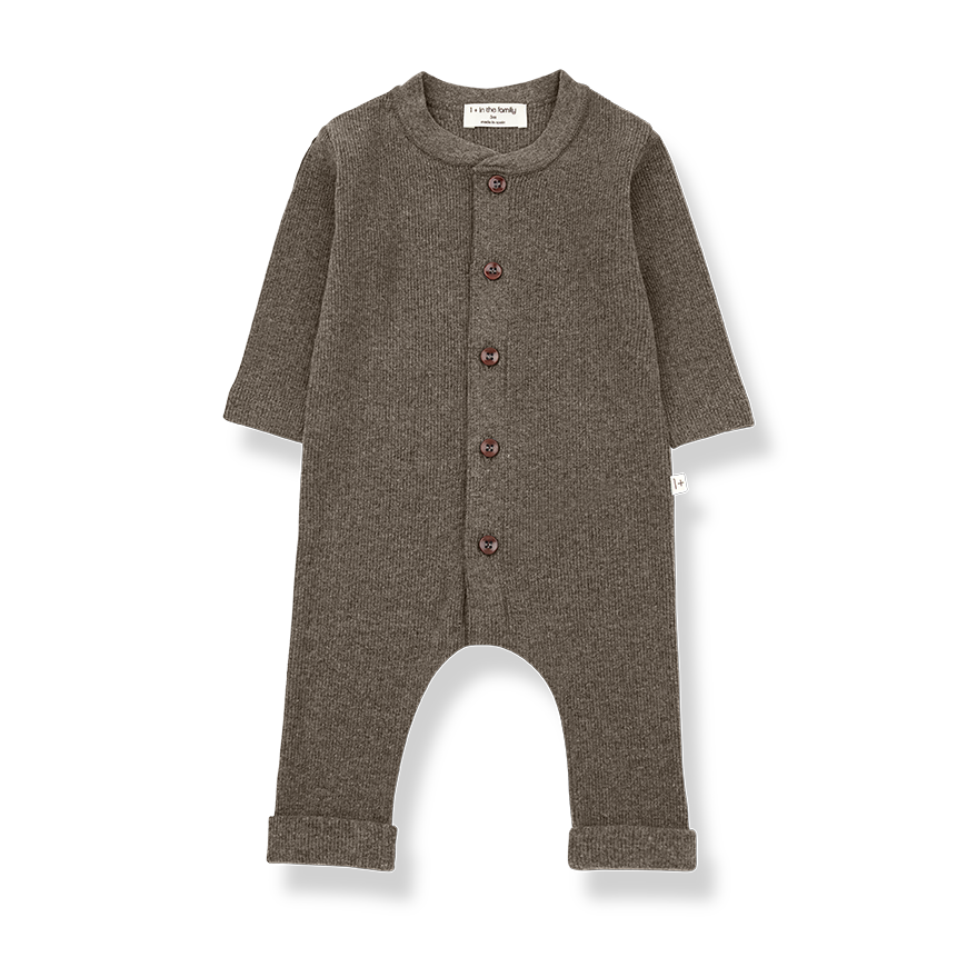 1+ in the family 1+ in the family - Lomond jumpsuit terrau
