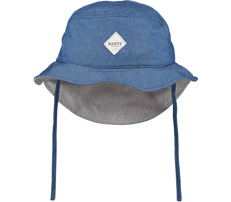 Barts - Lune buckethat denim