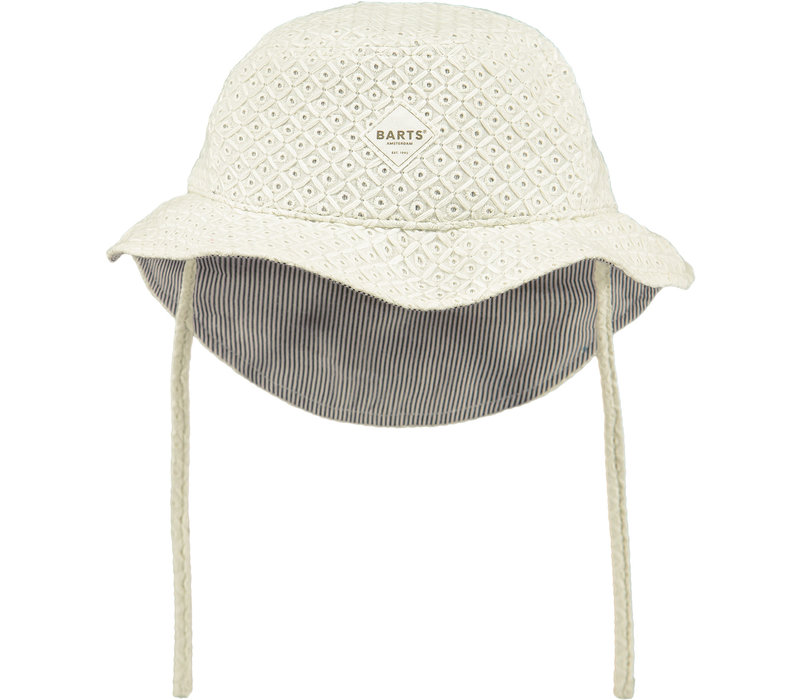 Barts - Lune buckethat white