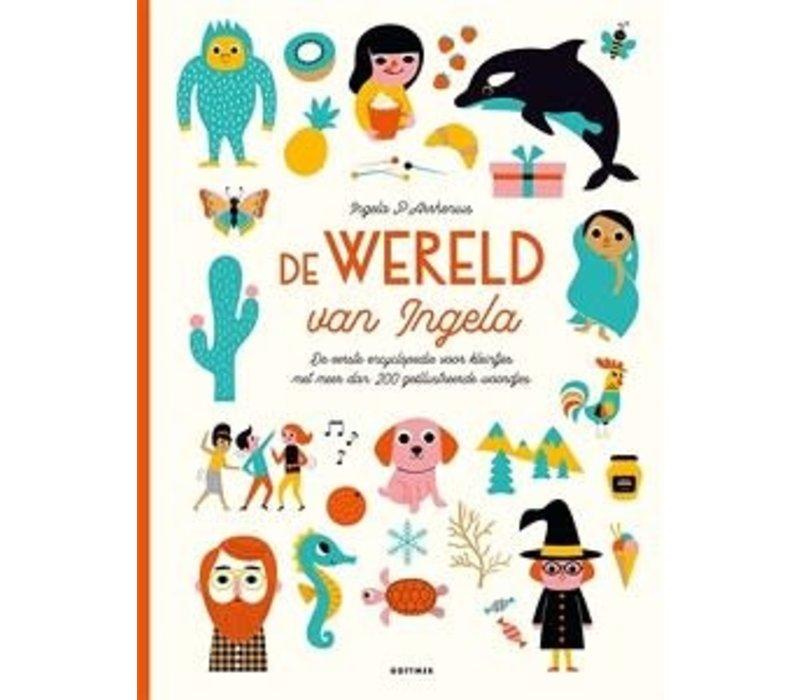 Boek - De wereld van Ingela - Ingela P Arrhenius