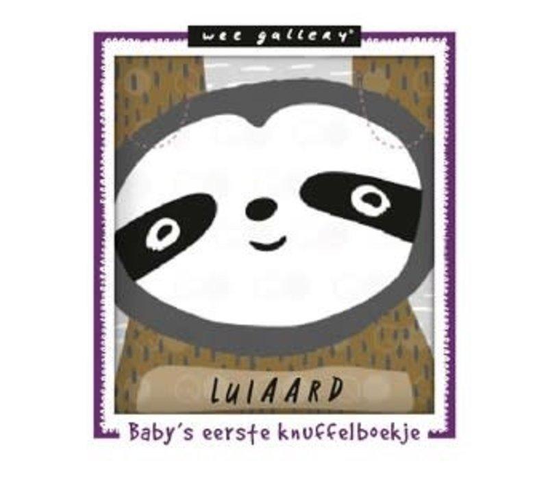Knisperboek - luiaard