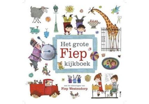 Boek - Prentenboek het grote Fiep kijkboek Karton