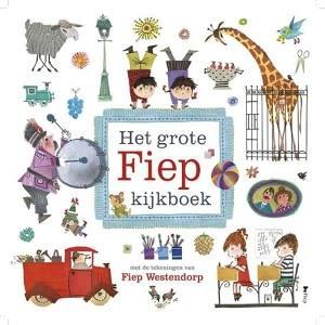 Boek - het grote Fiep kijkboek