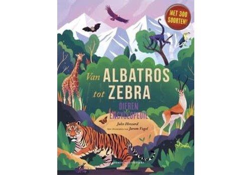 Boek - van Albatros tot Zebra