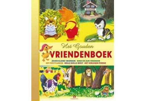 Boeken Boek - het gouden vriendenboek