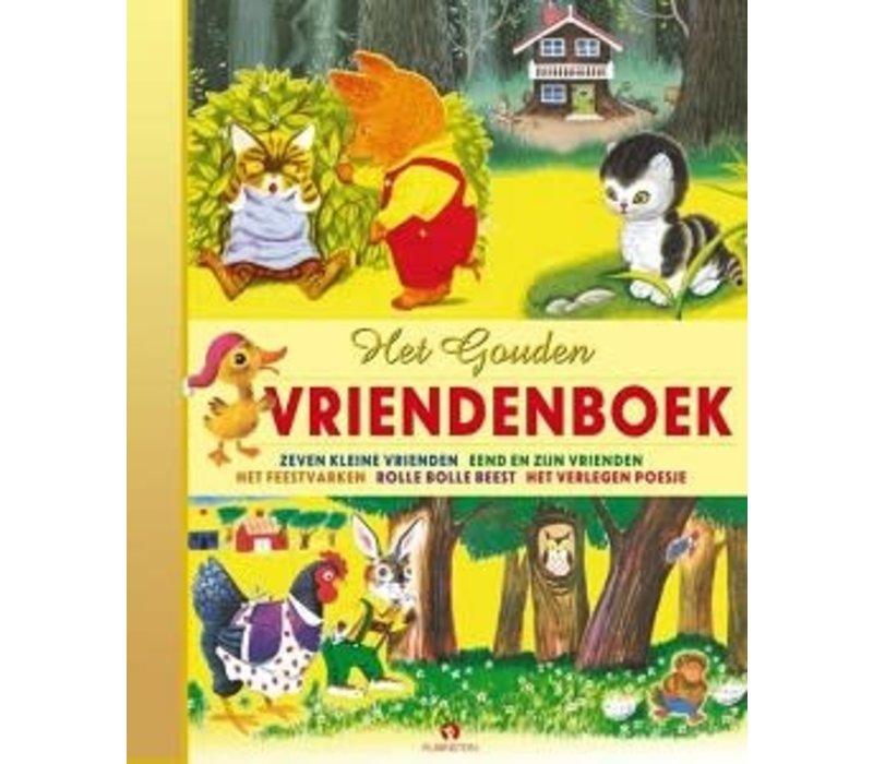 Boek - het gouden vriendenboek