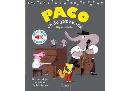Boeken Boek - Paco en de jazzband