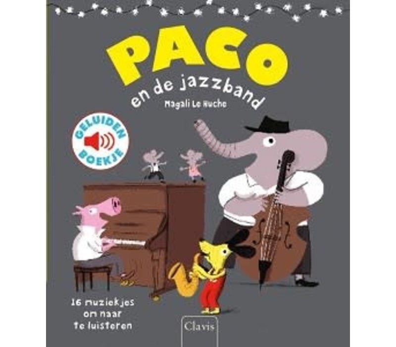 Boek - Paco en de jazzband