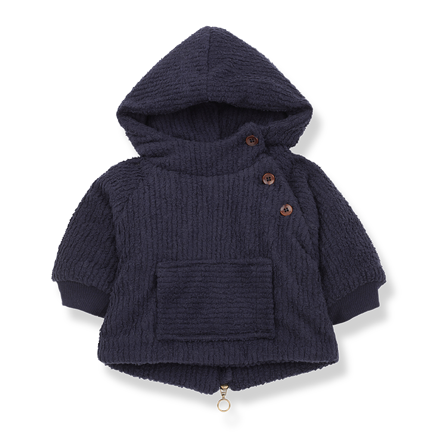 1+ in the family 1+ in the family -  Arcalis jacket blue notte