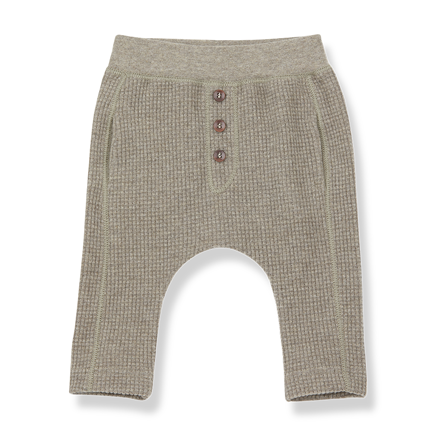 1+ in the family 1+ in the family - Averau pants beige