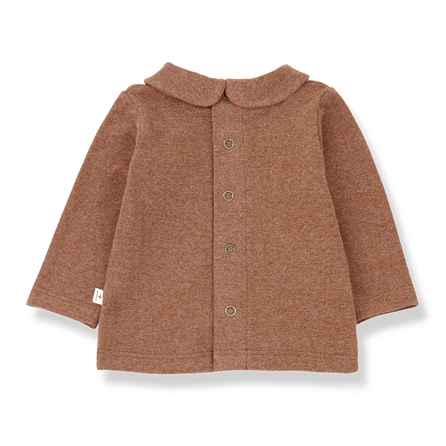 1+ in the family 1+ in the family - Pineta Blouse - Toffee