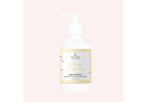 The gift label The Gift Label -  Baby shampoo 250ml - Hi baby