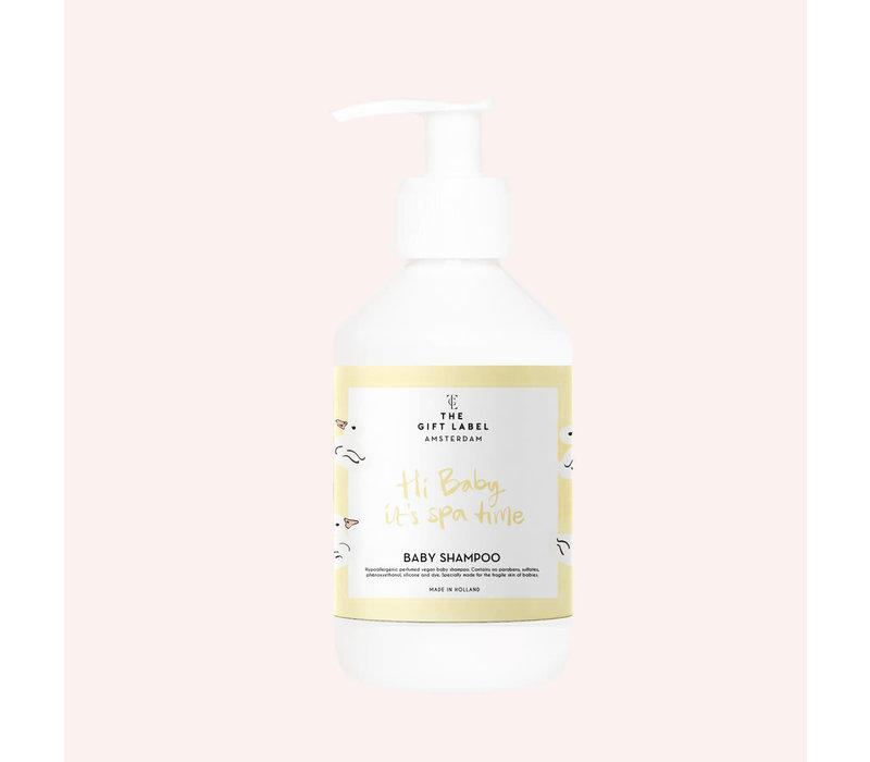 The Gift Label -  Baby shampoo 250ml - Hi baby