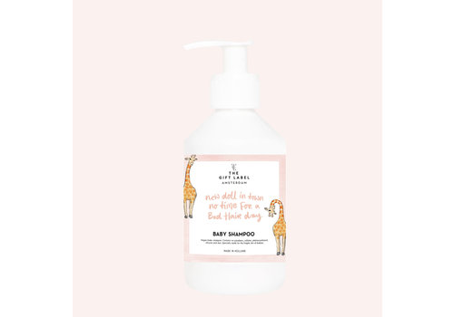 The gift label The Gift Label -  Baby shampoo 250ml - new doll in town