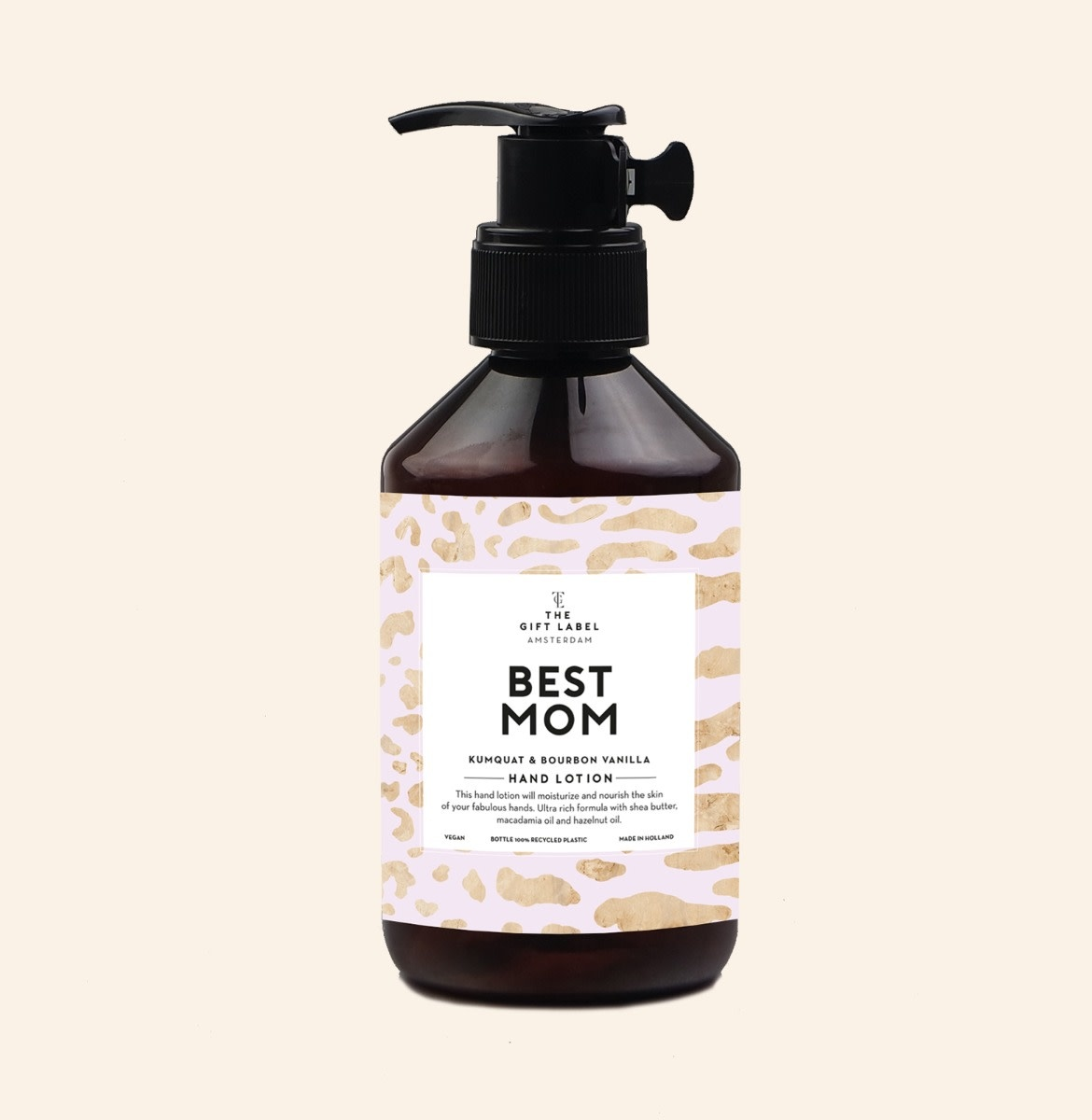 The gift label The Gift Label - Hand lotion 250ml - Best mom