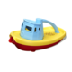 GreenToys Green Toys - Tugboat Blue