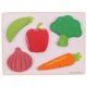 Bigjigs Toys Bigjigs Toys - Puzzel vegatables