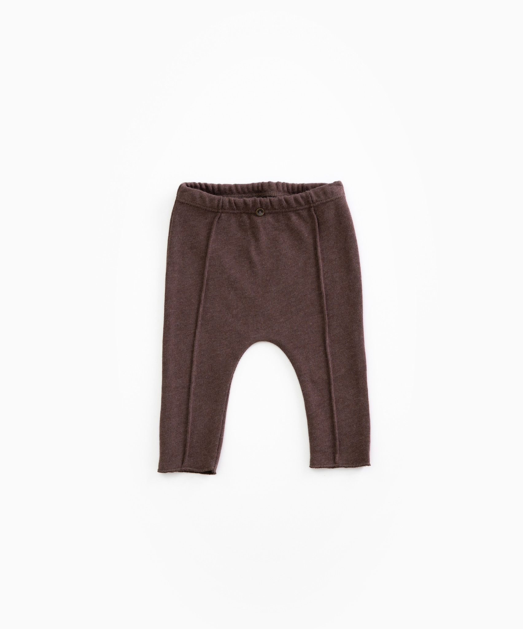 Play Up Play up - Jersey trousers walnut