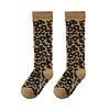 Maed For mini Maed for Mini Essentials - Knee socks Brown leopard aop