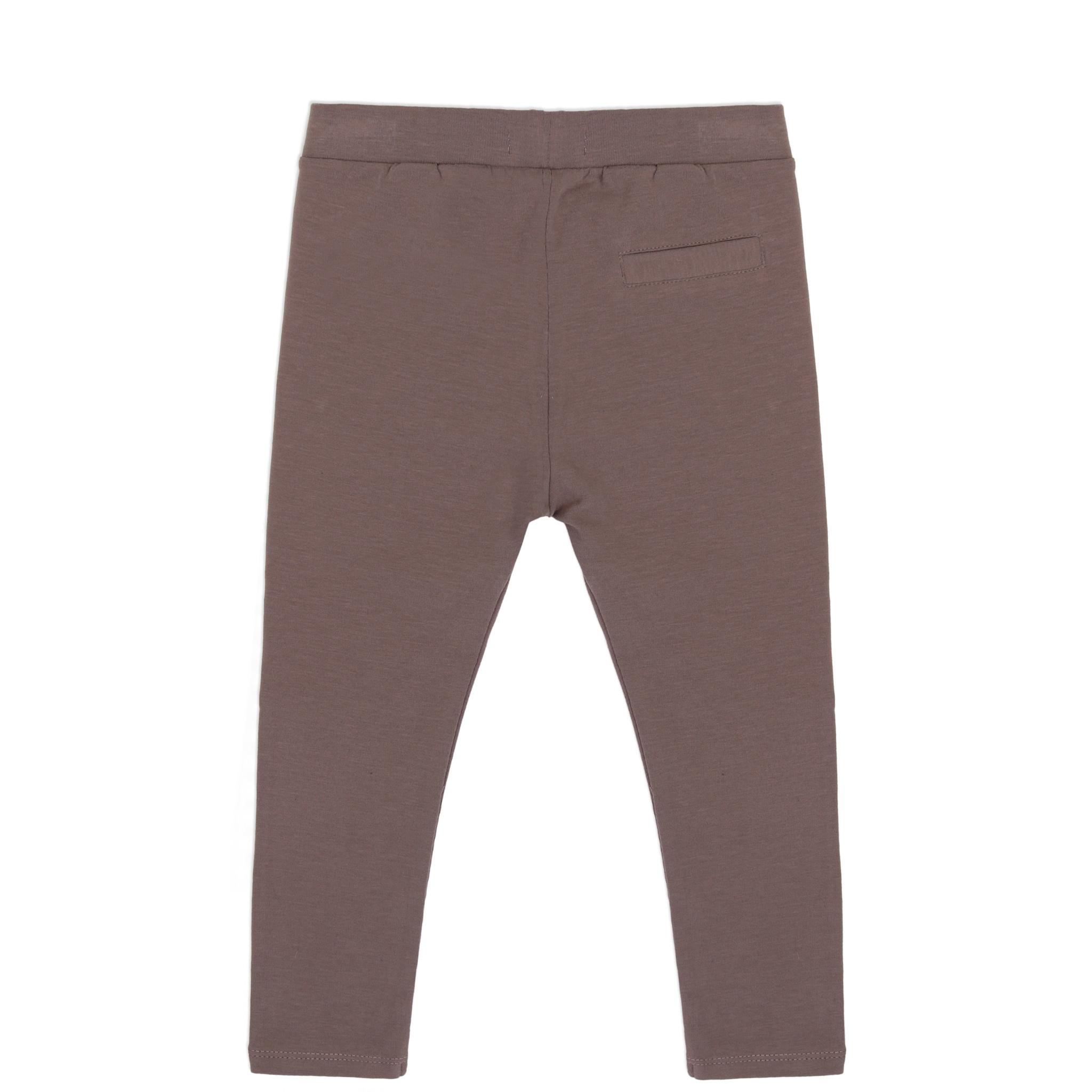 Phil&Phae Phil&phae - Basic jersey pants heather