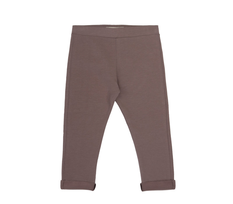 Phil&phae - Basic jersey pants heather