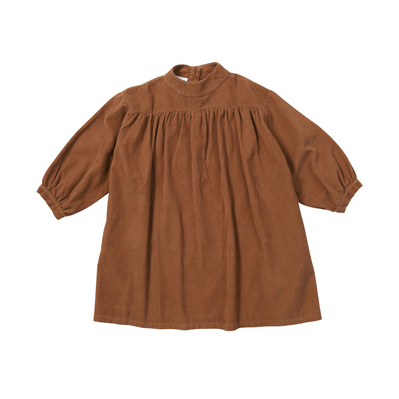 Maed For mini Maed for mini - Dress caramel coyote