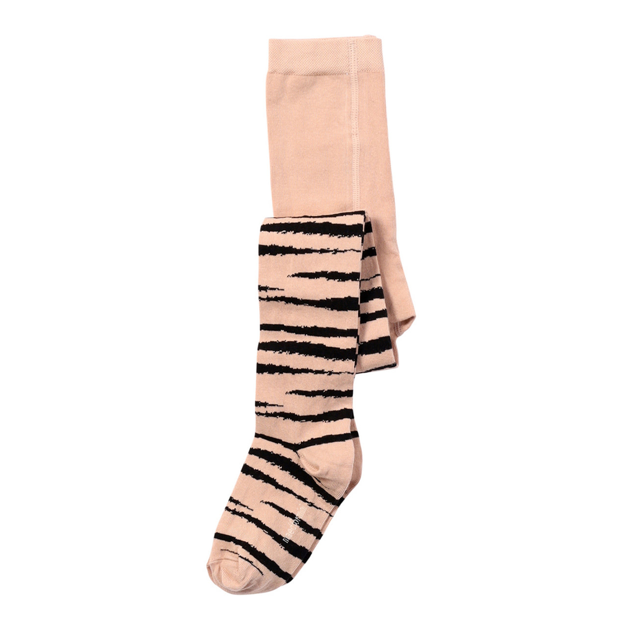 Maed For mini Maed for mini - Elastic tights pink tiger aop