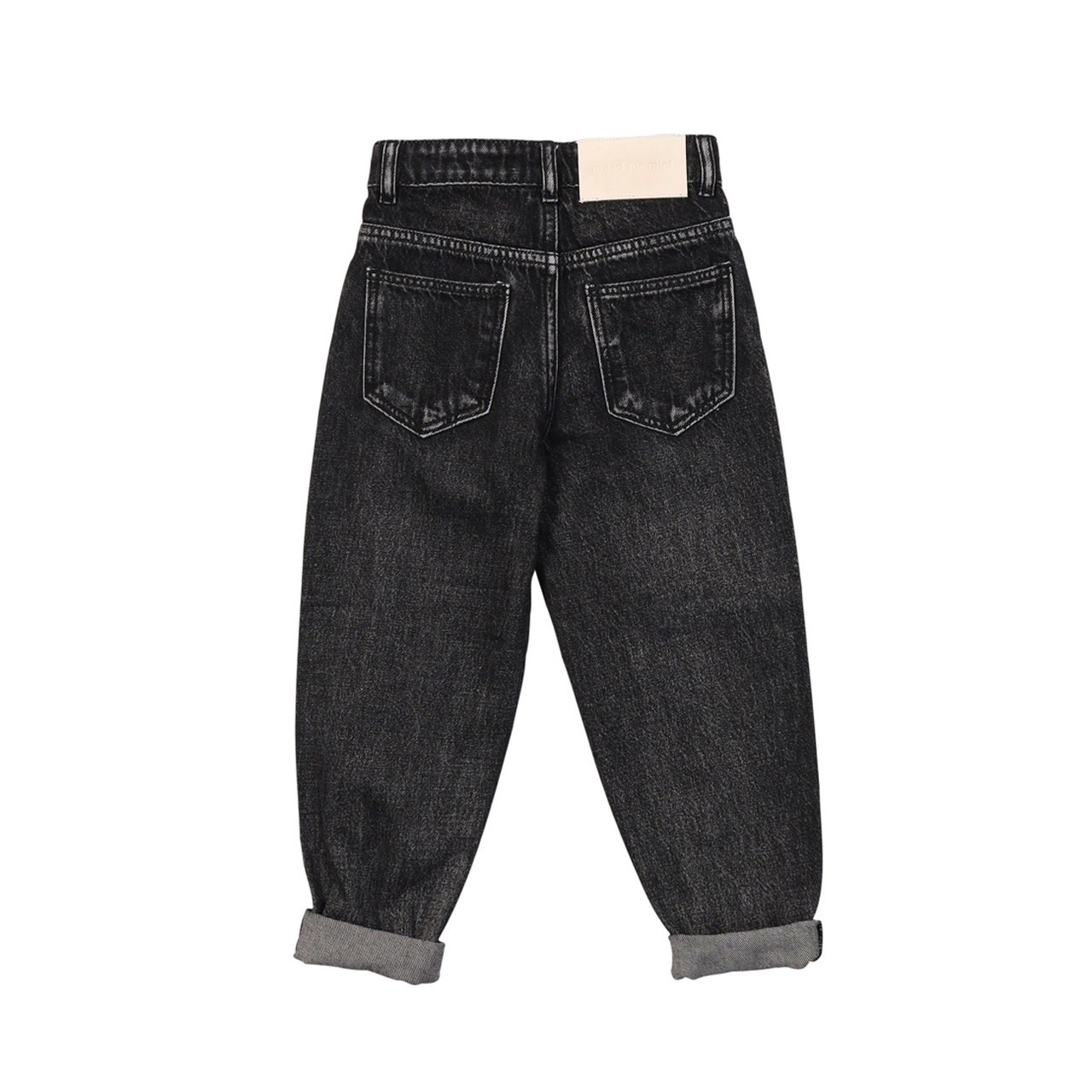 Maed For mini Maed for mini - Jeans black pull